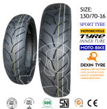 O sul de América fora da estrada cansa o pneu 130/70-17 da motocicleta do pneumático da motocicleta do velomotor das peças da motocicleta