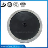 OEM Casting Iron Acier Inoxydable Poignée Wheel Of Wheel Casting