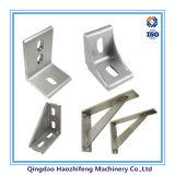 中国304のステンレス鋼の溶接の壁のL字型ブラケット