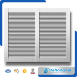 Aparência elegante 8X8 Almunim Air Condition Waterproof Aluminum Square Louver
