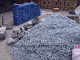 Chiodi del tetto dello zinco con la tibia liscia e Twisted