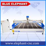大きい働くサイズ2200X4000mm CNCのルーター3の軸線木製CNC機械