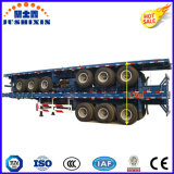 de 40FT da base 3-Axle lisa do recipiente reboque Semi
