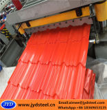 Застекленный толь Tile/PPGI металла