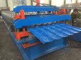 Galvanizado de cubierta de acero y la hoja de pared Máquina formadora de rollos