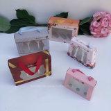 Коробка упаковки картона нестандартной конструкции упаковывая/бумажная коробка/бумажная коробка подарка