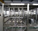 Wasser-AbfüllenProduktionszweig für die 5 Gallonen-Flasche beenden