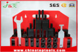 Kit di pressione d'acciaio di lusso caldo dal grande insieme della fabbrica 52PCS