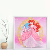 Factory Cheapest Wholesale Children DIY Embroidery Cross Stitch FT-101