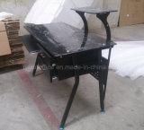 Chine verre trempé table de bureau ( rx- 7302b )