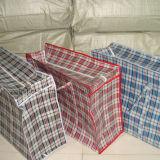 Emballage en stratifié sur mesure Sac à provisions en plastique tissé en plastique PP