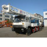 200m - 600m Truck Mounted Drilling Rig