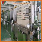 Máquina de la protuberancia del aislante del cable de alambre de la base