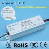 30W Waterproof o excitador ao ar livre do diodo emissor de luz da fonte de alimentação IP65/67