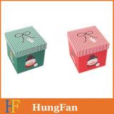 Kundenspezifischer Papiergeschenk Pcakaging Farben-Kasten für Weihnachten