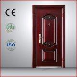 Heiße Verkaufs-Qualitäts-Wärmeübertragung-Außenstahltür hergestellt in China