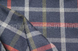Filato Dyed T/R Plaid Fabric, 65%Polyester 32%Rayon 3%Spandex, 280GSM