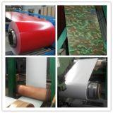 PPGI ha preverniciato la bobina d'acciaio e gli strati del ferro galvanizzati strati