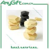 Gomme à effacer en caoutchouc avec la forme adaptée aux besoins du client