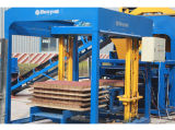 Qty10-15 Brick Making Machine, Red Brick 및 Concrete Stone Machine, Road Block Making Machine Qt10-15 Dongyue