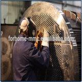チタニウムの鋼鉄覆われた金属の熱交換器Tubesheet