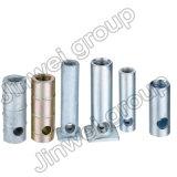 ISO를 가진 미리 틀에 넣어 만들어진 건축에서 적용되는 소켓 금속 부속