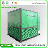 batería de carga del probador 1000kw para el azul diesel grande del color de Genset