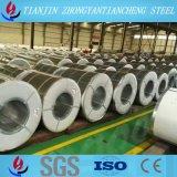 Placa de acero suave plateada de metal en estándar de ASTM