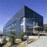 Atelier préfabriqué de structure métallique de grande envergure