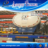 China 2015 Attactive Price Tanker Semi Trailer für Bulk Cement