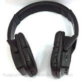 Auriculares sem fio Bluetooth com FM e Micro SD