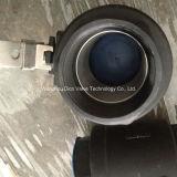 2pc válvula de bola con Wcb extremo del hilo