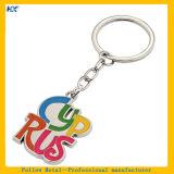 Bunter Briefgestaltung-weicher Decklack Keychain