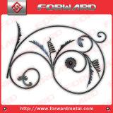 庭の装飾の錬鉄の花のパネル