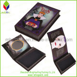 Paper luxuoso Packaging Cosmetic Beauty Folding Box com Mirror