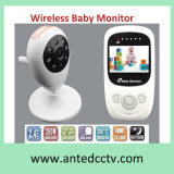 Night Visionの熱い2.4 GHz 2.4 Inch DIGITAL Wireless Baby Monitor