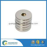 Disco magnetico D3X1mm del mini neodimio del magnete