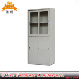 Шкаф индикации двери сползая стекла мебели металла Jas-019