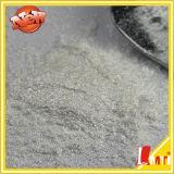 Poudre de mica blanche argentée inorganique féerique d'enduit d'effet de perle