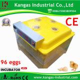 Incubateur/poulet de vente chauds d'oeufs hachant la machine/oeuf Hatcher Kp-96