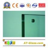 verre trempé de 5mm-19mm/glace Tempered avec le certificat du bord Polished/Ce&CCC&ISO