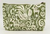 習慣によって印刷されるキャンバスの洗面所装飾的な袋、昇進の構成の女性袋