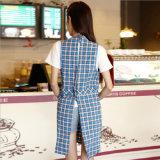 بسيطة نسيج مربّع نساء قطر صدرة مئزر مع جيب
