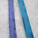 gewebtes Material des Farbband-100%Polyester für Geschenk-und Kleidungs-Gewebe