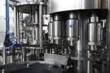 Чисто выпивая оборудование машины завалки чисто бутылки минеральной вода автоматическое