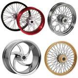 Borda do aço da motocicleta/a de alumínio da roda com raio