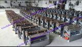 Vendendo a máquina de processamento Threshing combinada da casca da debulhadora do Sheller do milho do milho