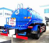 10000 litros 6 rodas LHD e sistema de extinção de incêndios da rua de Rhd 10 toneladas de caminhão da água para a venda