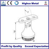 ステンレス鋼の手すりシステムのための調節可能なサポート