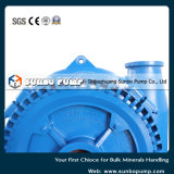 250g-Sgh Sunbo Horizontal Industrial Centrifugal Mud Pump Used für Lake Treatment